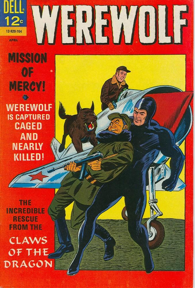 Dell Werewolf #3
