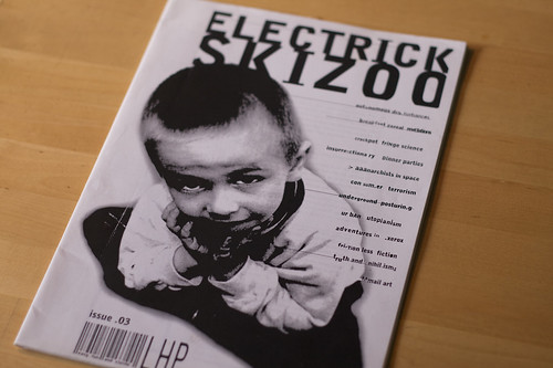 Electrick Skizoo Issue 3