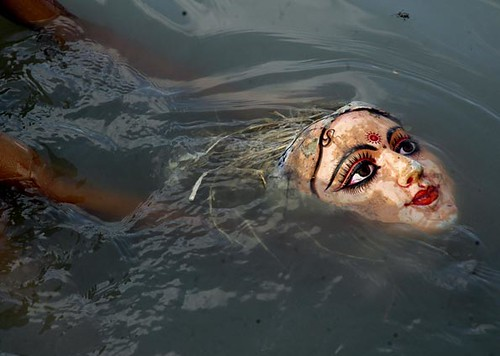 निर्मल पानी भवानी माँ