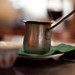 Lebanese Coffee pot @The Prophet