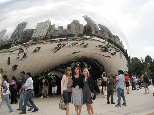 Us at the Bean
