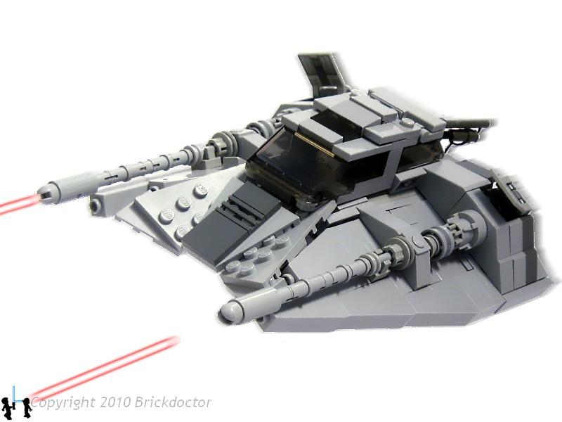 Rogue Leader-edition T-47 Snowspeeder