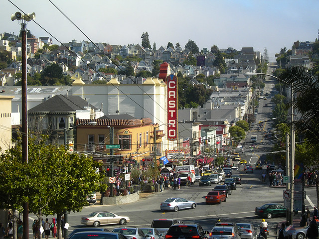 Castro Street, San Francisco