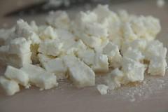 Quinoa Salad - Feta Cheese