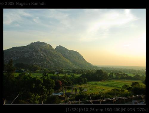 Scenic view from Vaikunta | Kaivara
