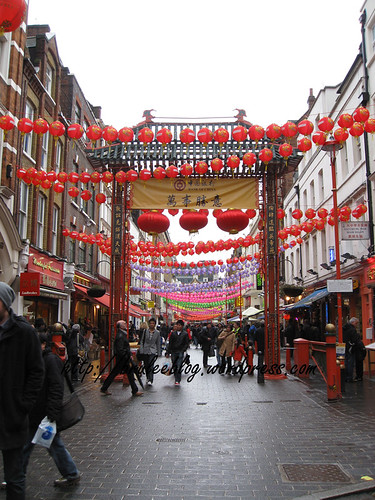 Chinatown, London, England