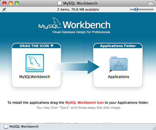 MySQL Workbench Package
