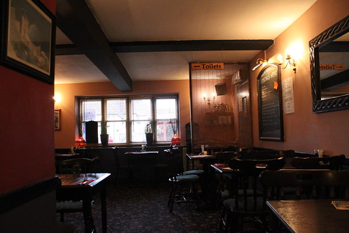 Inside the Windham Arms