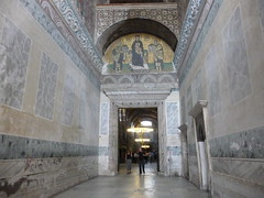 Hagia Sophia - Südwestportal