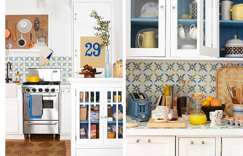 Jessica Thomas stylist kitchen