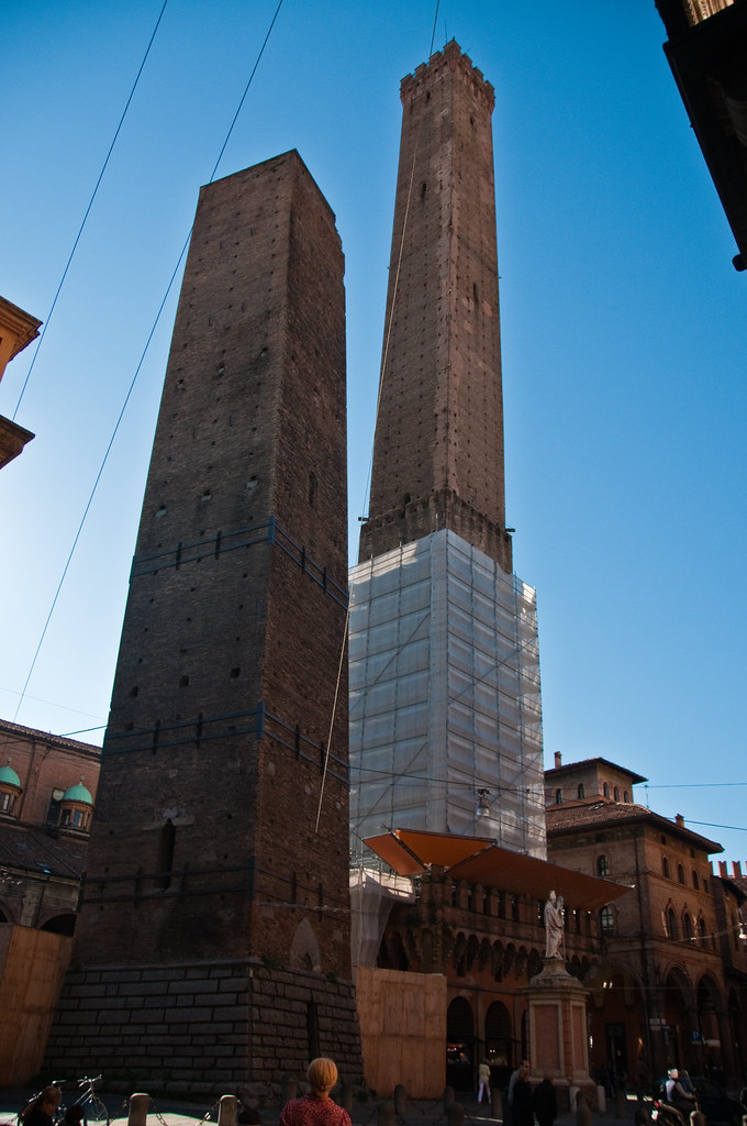 The Due Torre in Bologna