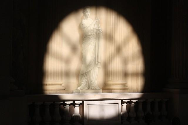 Statue fantôme