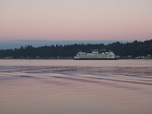 Bremerton-Seattle Ferry