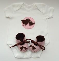 Pink Chick Baby Girl Gift Set