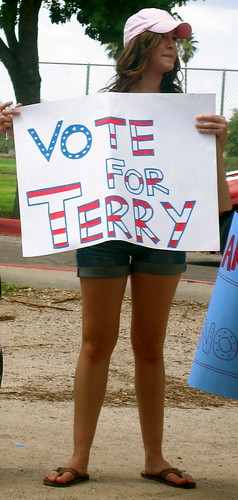 Vote for Terry