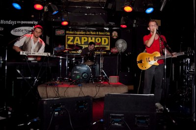 Fire & Neon @ Zaphods