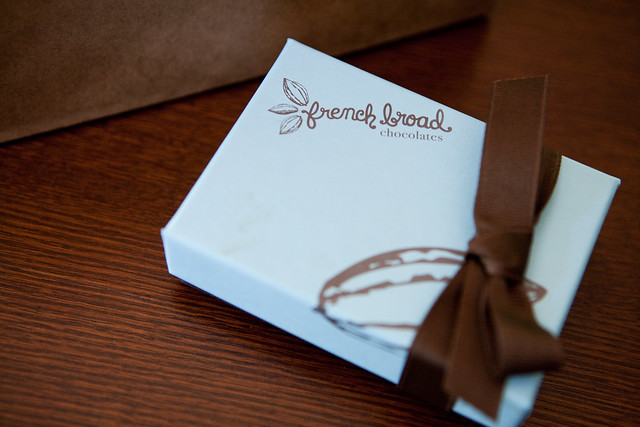 French Broad Chocolate Lounge truffles