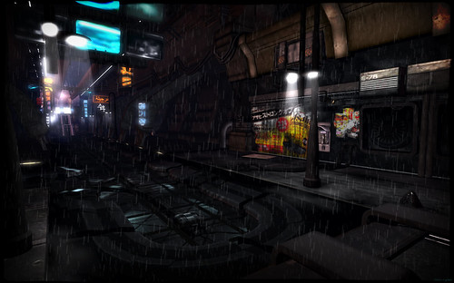 City of Doom on Next South in Second Life