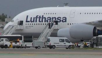 Lufthansa D-AIMC (Airbus A380 - MSN 44)