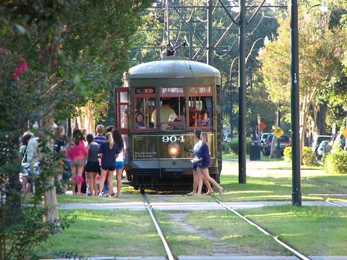 st charles tram