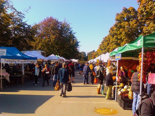 Trout Lake Farmer's Market