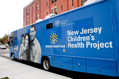 New Jersey Children's Health Project mobile he...