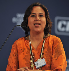 Barkha Dutt - Inclusive Growth - World Economi...