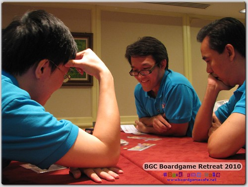BGC Retreat - Three of a Crime