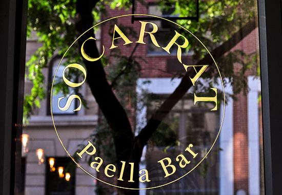 4841875975_9a3932f1f4_o Socarrat  -  New York New York  Vegetarian Tapas Paella New York Gazpacho Chelsea