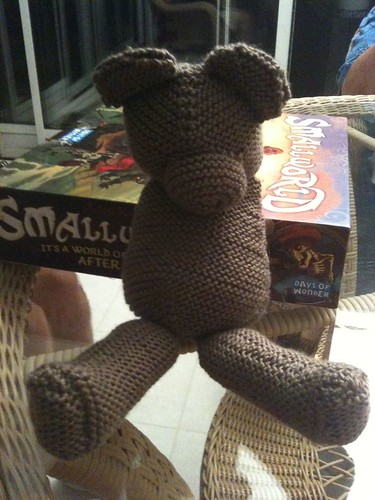 Assembling Bear 4