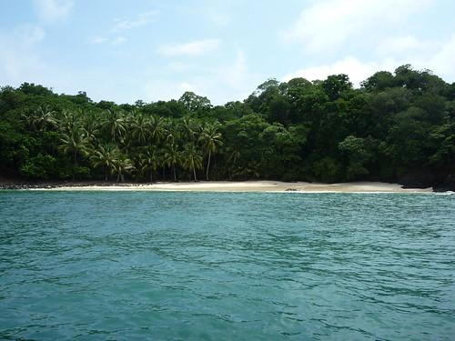 Ausflug zu anderen Inseln von Boca Brava
