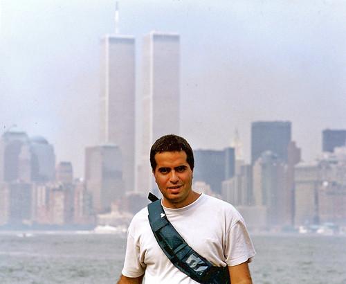 Nacho Nueva York 2001