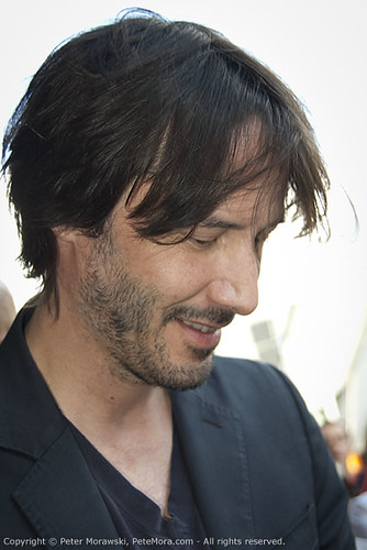 TIFF 2010: Keanu Reeves 3