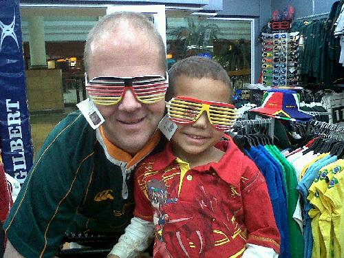 Kobus and Lu