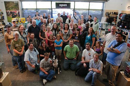 Photowalk Utah with Olympus & Pictureline