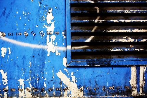 Blue Grate