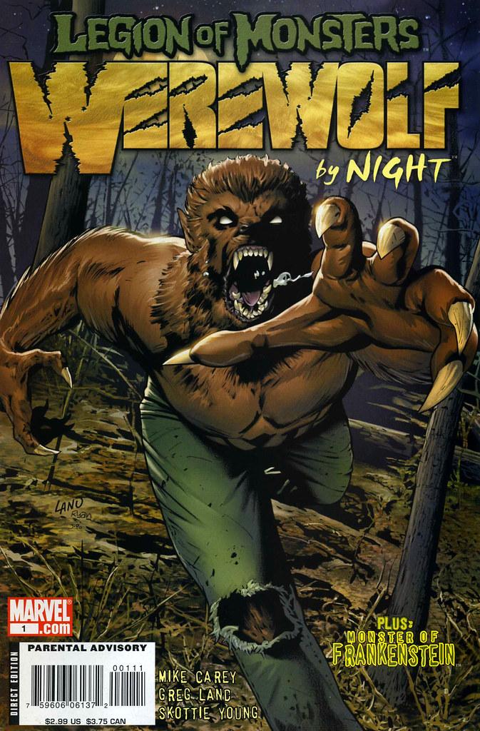 LOM: Werewolf #1