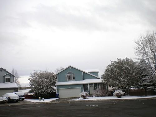 primer dia de nieve de la temporada