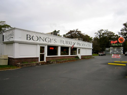 Bongi's Turkey Products