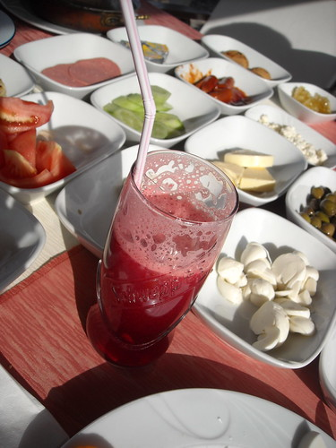 Fethiye and Turkish Breakfast