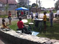 Clifford Farm Stand music event