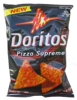 Doritos Pizza Supreme