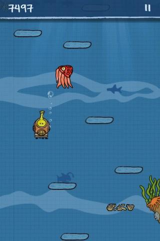 Underwater theme