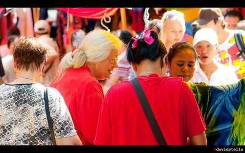 i will take this colour, Gaya Street, Kota Kinabalu.