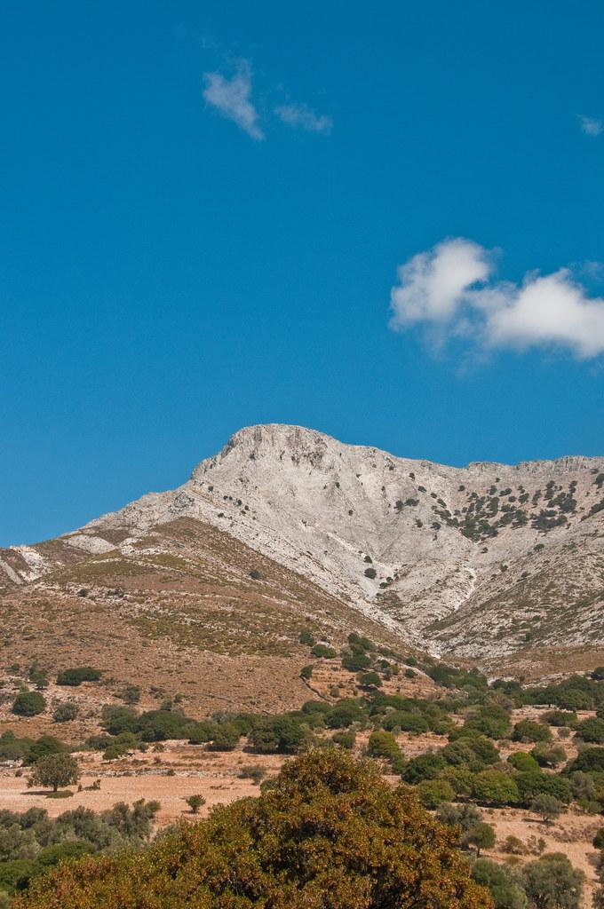 Mt. Zas, 1001m, Naxos