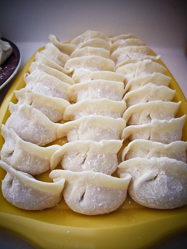 Pork Dumplings (Raw)