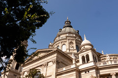 Budapest - Sept 2010 - St Stephen's Basilica