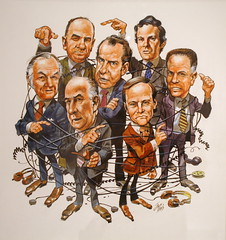 Richard Nixon, Time cover April 30, 1973, &quo...