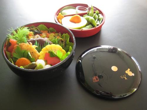 Tsukimi Bento (#116), 22-09-2010