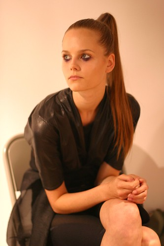 Katie Gallagher Backstage 33